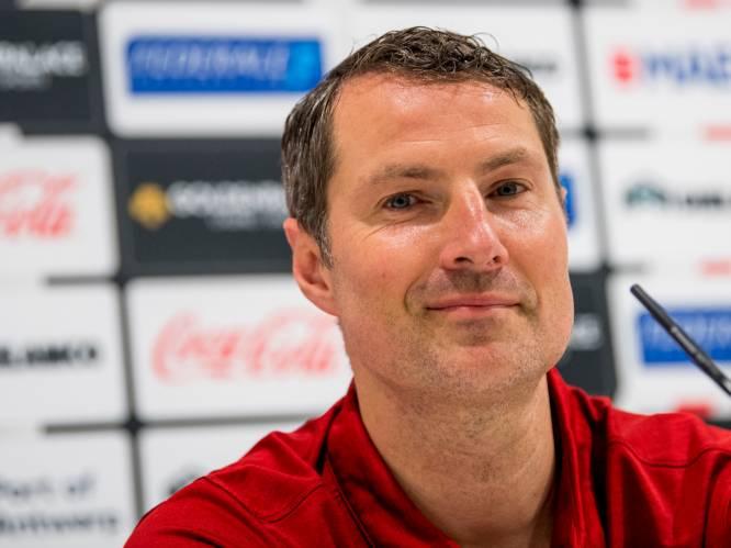 """Antwerp stelt nieuwe T1 Brian Priske voor: """"Ik voel de ambitie en passie van deze club"""""""