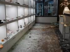 Man (26) moet de cel in voor ramkraak waarbij honderden horloges werden gestolen