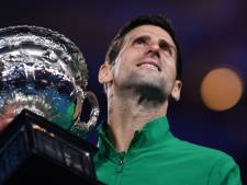 Djokovic, le grand huit