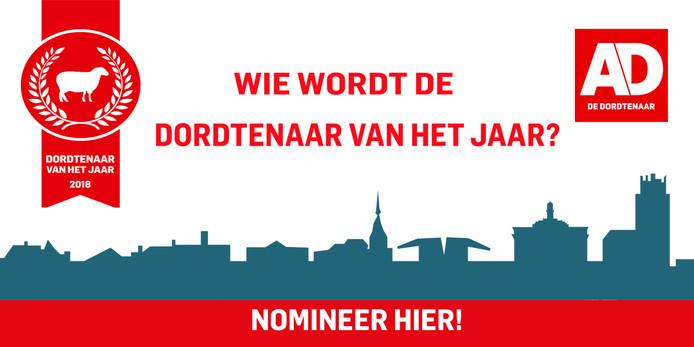 973b7bda59a8ed Laatste dag om iemand te nomineren voor Dordtenaar van het jaar 2018 ...