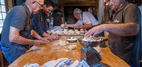 Brood bakken zoals ze dat vroeger deden bij Bakhuys in De Heen