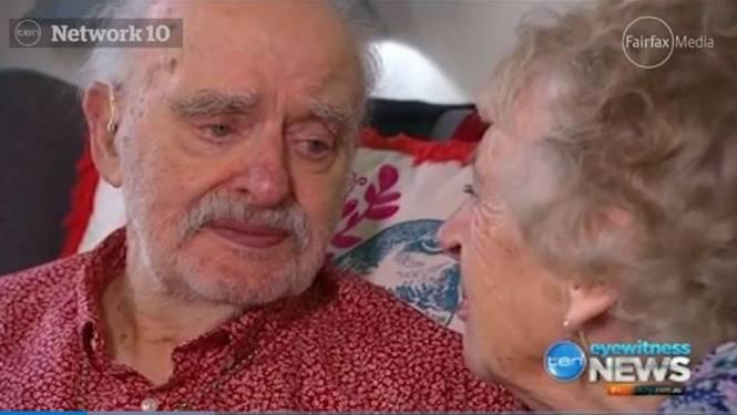 """Dementerende Britse oorlogsveteraan (92) mag niet in Australië blijven: """"Deportatie overleeft hij niet"""""""