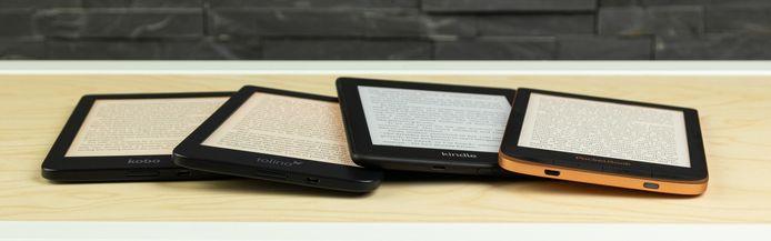 E-reader roundup