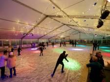 Speeddaten op de schaatsbaan op het Eemplein: het kan deze winter