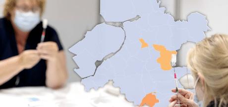 KAART   19 gemeenten zonder nieuwe corona-gevallen, Brummen neemt twijfelachtige eer over
