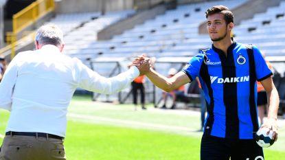 """Vanlerberghe blij met keuze voor KVO: """"Hier wil ik opnieuw voetballer worden"""""""