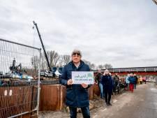 Bewoners Rottekade ergeren zich kapot aan overlast door aanleg A16: 'We noemen het De Groene Hel'