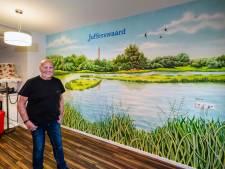 Wim Jansen (79) herstelt van hersenvliesontsteking en brengt als dank de Jufferswaard het Heelsums Beekdal binnen