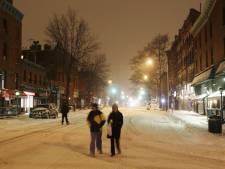 Excuses aan New York na uitblijven sneeuwstorm
