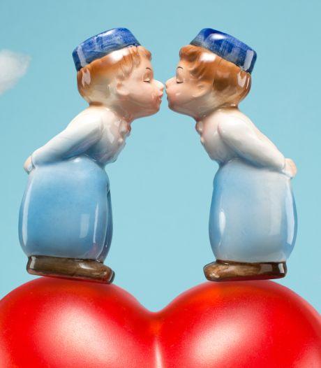 Het nut van de eerste kus (op jonge leeftijd)