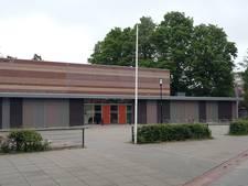 Waterschade door vandalen in gymzaal in Smitsveen