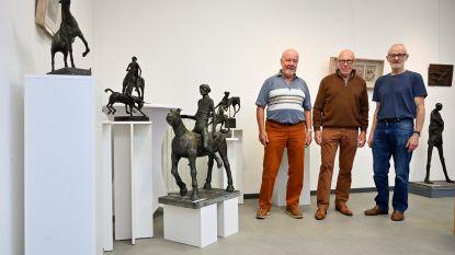 Prijs Van Buggenhout volledig in teken werk Pieter Vanneste
