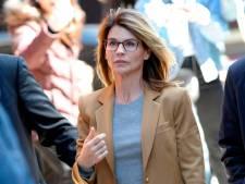 Cel, werkstraf en boete voor Lori Loughlin na bekentenis in omkoopschandaal