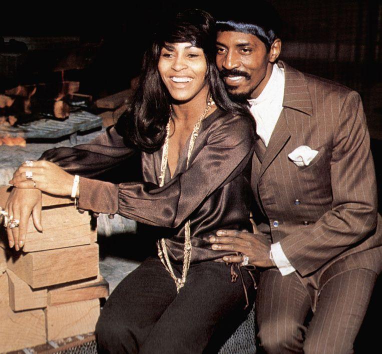 Ike en Tina Turner Beeld Redferns