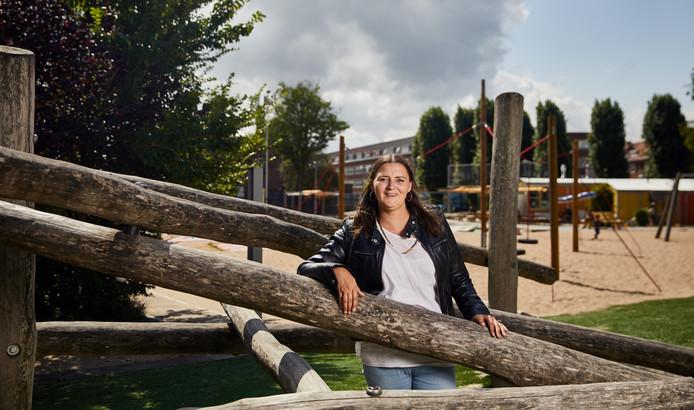 Tamara Scholten: ,,Ik zet mij graag in voor kinderen, omdat ik wil voorkomen dat ze mijn weg moeten bewandelen.''