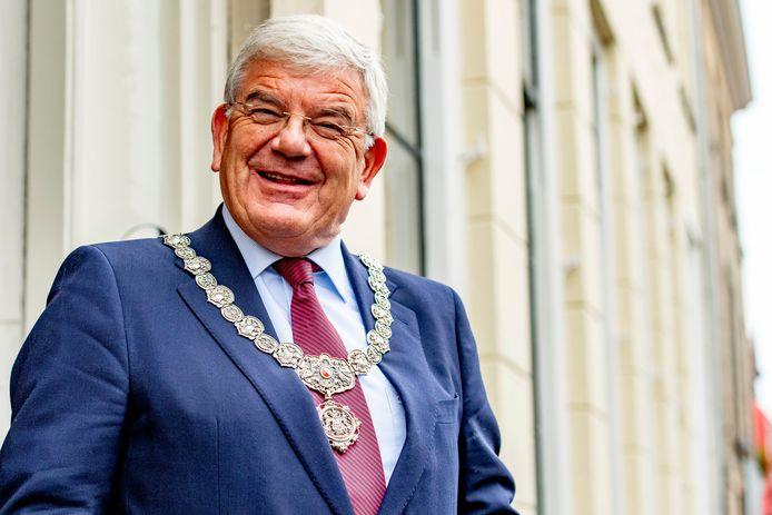 Jan van Zanen is de nieuwe burgemeester van Den Haag.