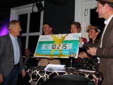 Ruim 10.000 euro voor het goede doel dankzij feestje van rotaryclub Rozendaal-Veluwezoom