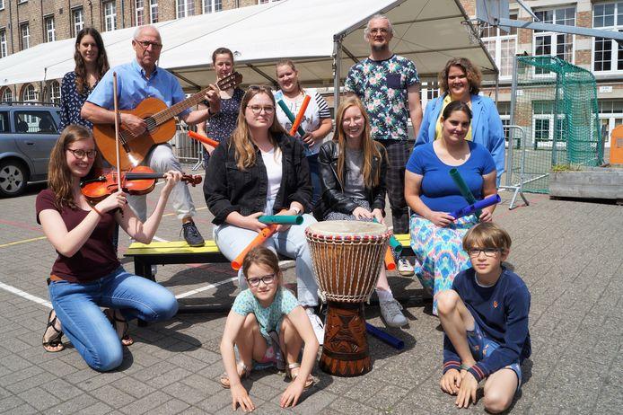 vzw Amate Galli neemt het Roeselaarse Jeugd Muziek Atelier (JMA) over