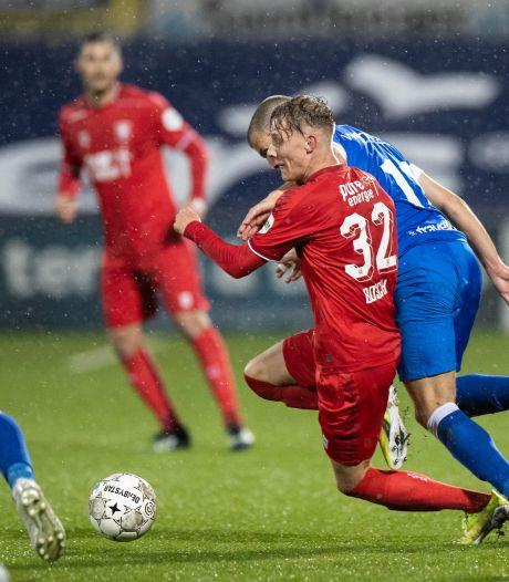 Fout Drommel komt FC Twente duur te staan tegen PEC