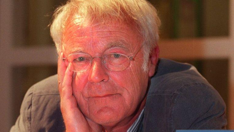 Rutger Kopland in 1998 Beeld ANP