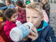 Kinderen drinken meer water en minder zoete drankjes dankzij Sam de Waterman