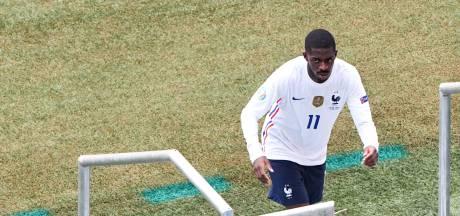 Euro terminé pour Ousmane Dembélé