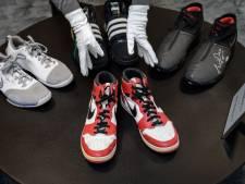 Eindhovense sneakers van 800 euro zijn wel gestolen, maar zonder pistooldreiging