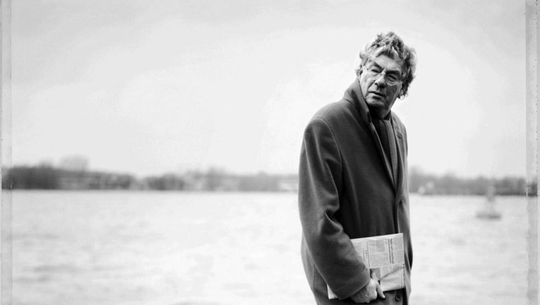 Peter van Straaten in 2005. Beeld Joost van den Broek