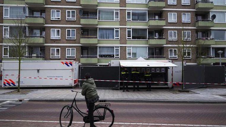 De fietshandel in de Jan Tooropstraat in West Beeld Rink Hof