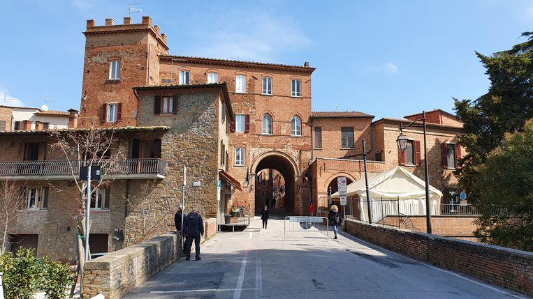 Situata nell'Italia centrale, Torita de Ciana dispone ora di Internet ad alta velocità.  Immagine Pauline Walknet