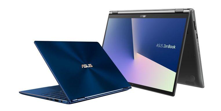 Gamers die ook een ultramobiele laptop zoeken vinden hun gading misschien bij dit toestel van Asus. Beeld Asus