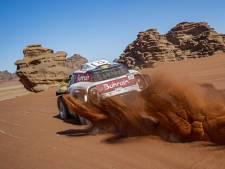 Klassementsleiders geven terrein prijs in Dakar Rally