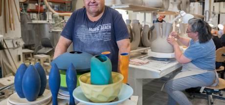 Cor Unum krijgt na verhuizing een keramiekwinkel, maar eerst moet de kelder nog leeg