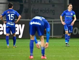 Exit Gent in de Croky Cup: dramatisch seizoen Buffalo's bereikt in Eupen nieuw dieptepunt
