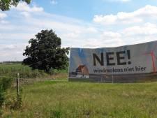 Verzet tegen windmolens bij Hernen en Niftrik zwelt aan: 'Dit plan heeft ons overvallen'