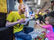 Legofans strijden massaal voor die ene droombaan
