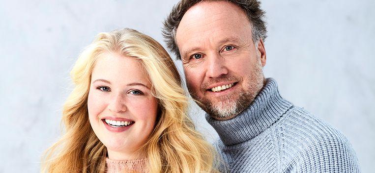 De dochter van Peter Henk had een eetstoornis: 'Ik vond het een vrouwenonderwerp'