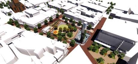 Hengelose gemeenteraad steunt nieuwe opzet voor marktplein: bouw kan na 20 jaar discussie beginnen