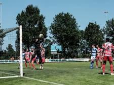 De Graafschap overtuigend langs FC Dordrecht