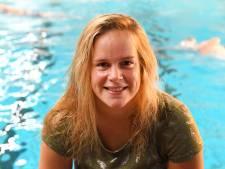 Zwemster Inge Arts uit Vierlingsbeek in topvorm na besluit om te stoppen