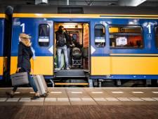 Minder treinen bij Breukelen door gladde sporen