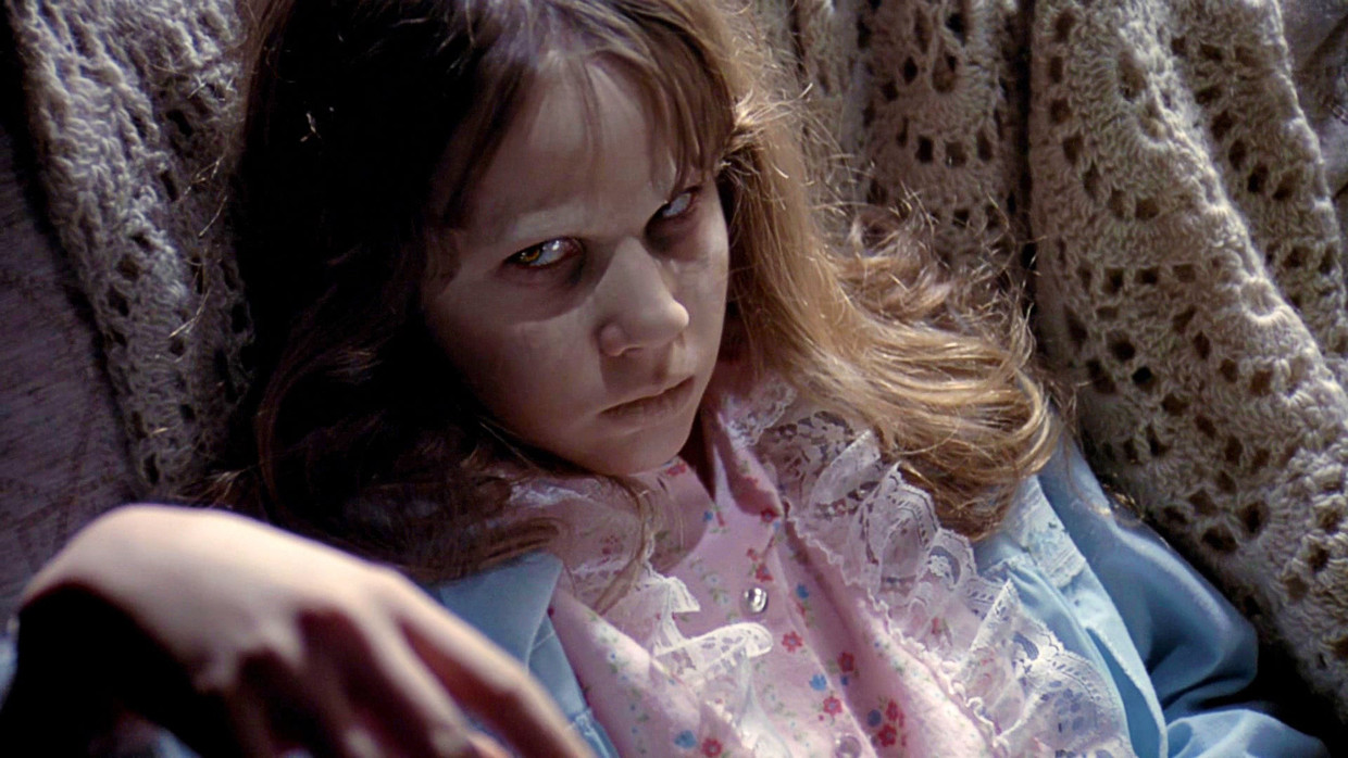 'The Exorcist'  Beeld William Friedkin