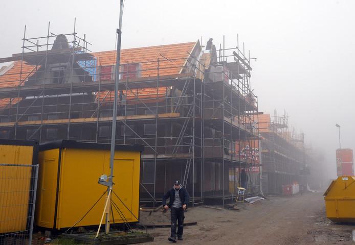Nieuwbouwactiviteiten in Othene-Zuid.