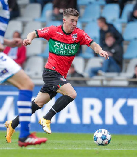 Ole Romeny van NEC via 'Ndayishimiye-constructie' naar Willem II
