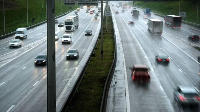 Gewonde bij verkeersongeval op Brusselse Ring
