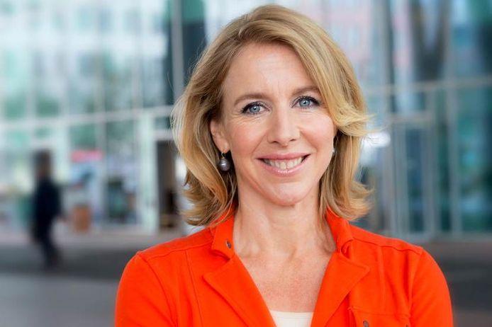 Stientje van Veldhoven, staatssecretaris van Infrastructuur en Waterstaat.