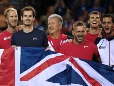 Murray propulse la Grande-Bretagne en finale