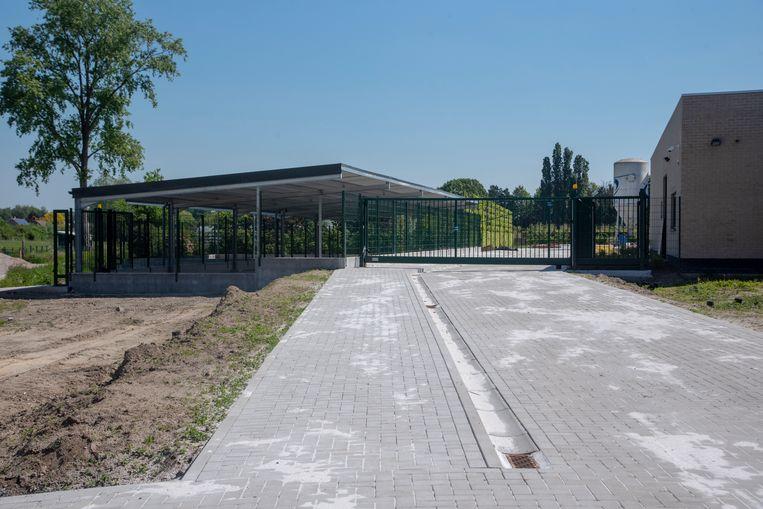 Het busvervoer op Scheppers wordt vanaf 1 september op eigen terrein afgehandeld.
