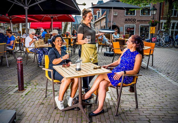 Restaurant Hex in Oudewater.