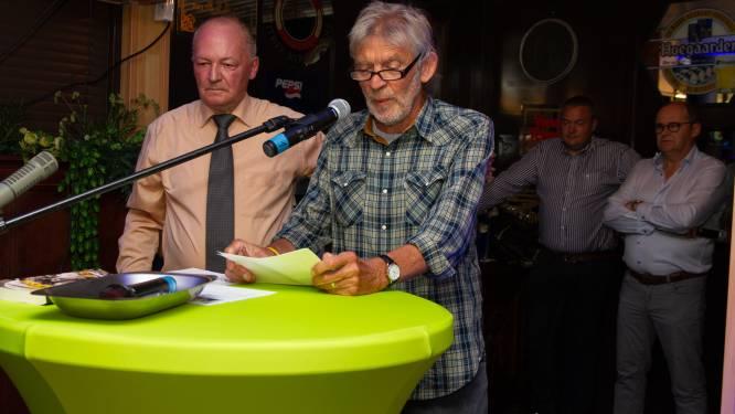 Stadsdichter Willie Verhegghe huldigt overleden Willy Verlé met gedicht